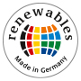 Renewable Energy - Made in Germany